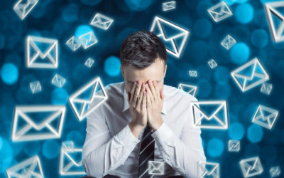 Die 5 größten Fehler im Umgang mit E-Mails – und wie du sie vermeidest