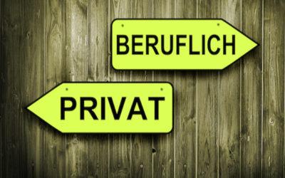 Beruflicher oder privater Erfolg? Wie soll ich mich da bloss entscheiden?