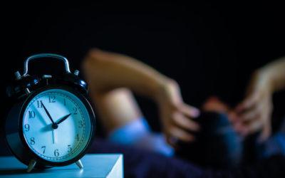 Schlaflose Nächte, quälende Gedanken? Wieder zur Ruhe kommen in 3 Schritten