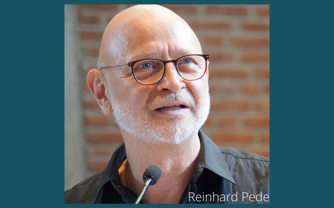 Reinhard Pede, Sprecher